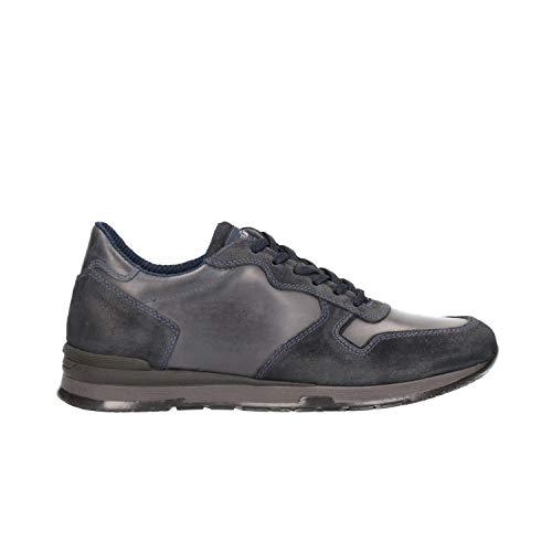 A800460u Sneakers Men Giardini Nero For Blue 5qOpw4