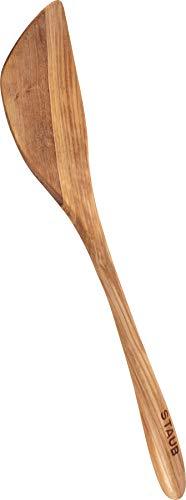 Espátula, Madeira, 31 cm, STAUB Olive