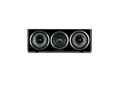 Wharfedale Diamond Passive 2-Way Center-Channel Speaker Blackwood WHD11CCBLK