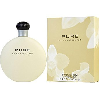 Alfred Sung PURE 3.4 oz EDP Women New in Box (Pure 3.4 Ounce Edp)