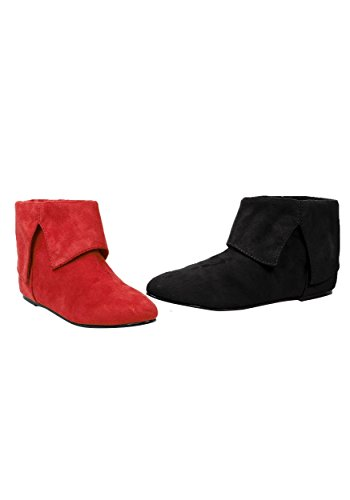 015 Quinn Costume Shoes - Size (Harlequin Shoes)