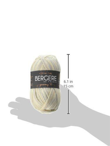 Berg/ère de France Goomy 50 Imprim Azur Sockenwolle 15 x 6 x 6 cm Wolle