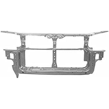 New Radiator Support Core Upper Primed For Mitsubishi Lancer MI1225143 2008-2015