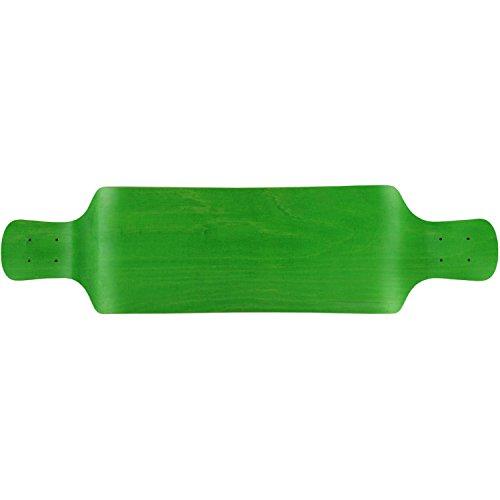 Moose Drop Down Deck, Green, 9.4 x 38