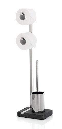Blomus Toilet Butler, Polished