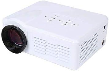 Opinión sobre Proyector de vídeo 1080P Full HD, retroproyector portátil, multimedio, cine en casa