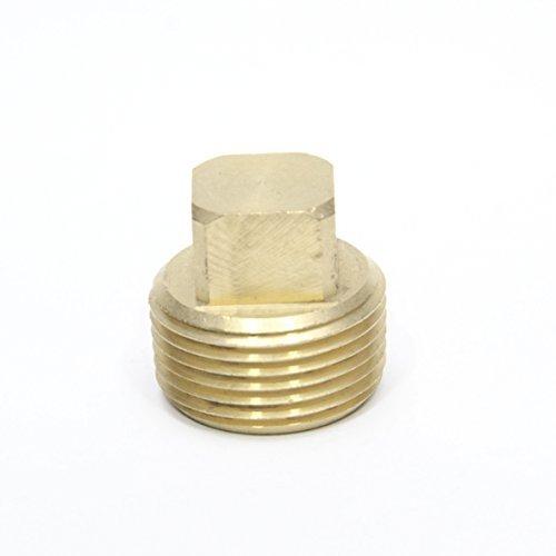 (FasParts Square Head Pipe Plug 3/4