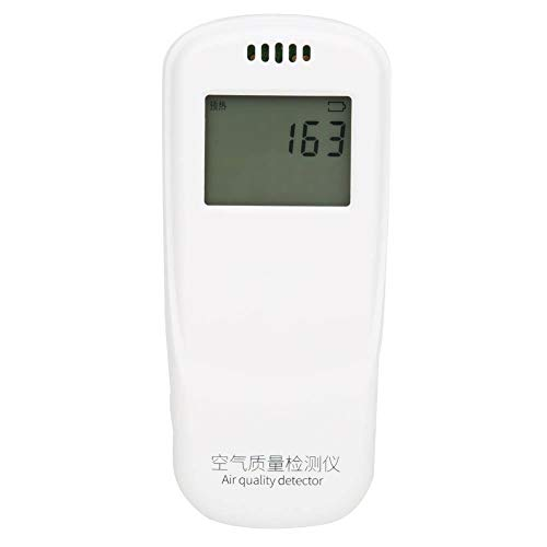 Formaldehyde Detector Meter Air Quality Tester Digital Formaldehyde Meter Air Quality Monitor Detector Meter Indoor HCHO Tester Air Quality Measurement Meter / Formaldehyde Detector Meter Air Quality Tester Digital Formaldehyde Met...