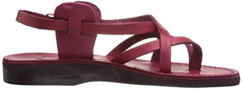 Pink Women's Sandals Tamar Jerusalem Backle q81wZaXX