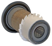 Pack of 1 46480 Heavy Duty Air Filter W//Fin WIX Filters