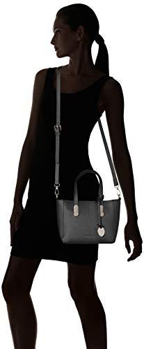61008 21 Mujer Mano De Marco Carteras Negro Asa black Con Tozzi 5xw8n8EBA