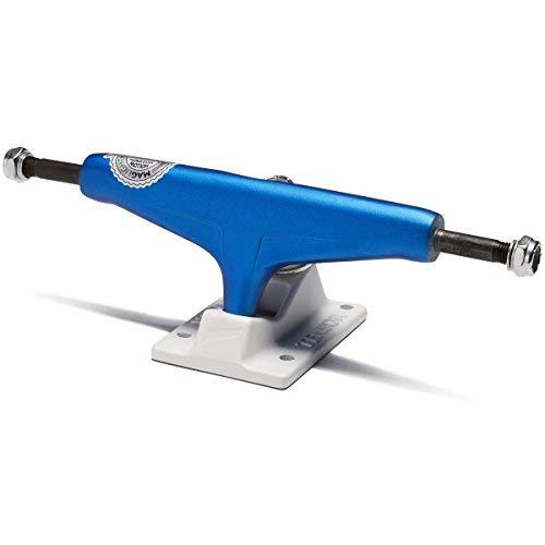 Tensor Mag Light Skateboard Trucks - Royal/White - 5.5 by Tensor Skateboards