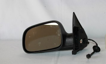 TYC 4120342-1 Jeep Grand Cherokee Non Heated Replacement Left Mirror