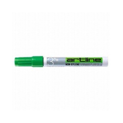 (Shachihata Oily Marker Round 3 Green K-70 3 Japan)