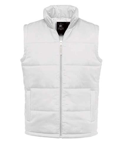 bodywarmer Shirt gilet style de blanc gilet travail FUcfpUqS