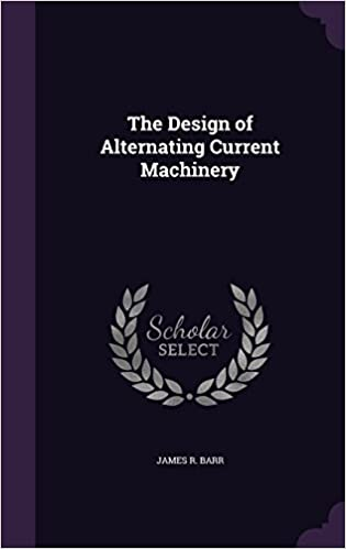 Book The Design of Alternating Current Machinery