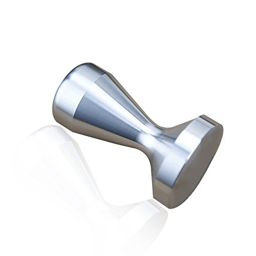 Unibody Stainless Steel Espresso Tamper, Coffee Bean Press Tool, 51mm Base