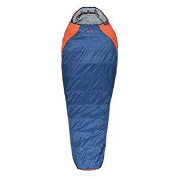 Price comparison product image Chinook Mummy Sleeping Bag Kodiak Extreme III -40 F Orange/Blue 20451