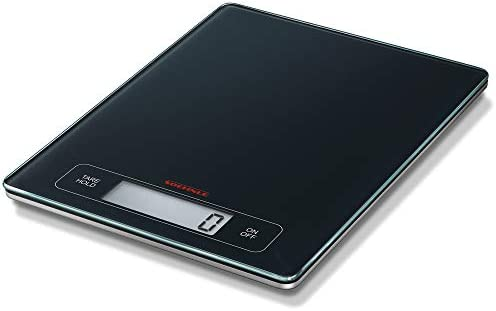Soehnle 67080 Balance Electronique Page Profi Noir 15 Kg / 1 g
