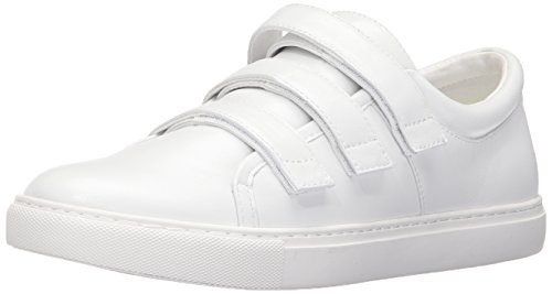 Kenneth Cole New York Women's Kingvel Fashion Sneaker, White, 9.5 M US