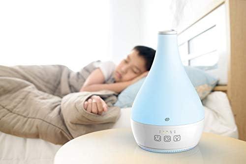 Rio Beauty ALYA Aroma Diffuser Humidifier and Nightlight, 400 g