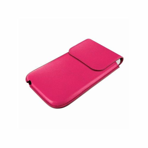 Piel Frama Unipur Étui en cuir pour Apple iPhone 5/5S/5C–Fuchsia