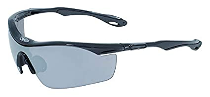 dc41b790b04 Image Unavailable. Image not available for. Color  Global Vision Eyewear  Black Frame Stealth Safety Glasses