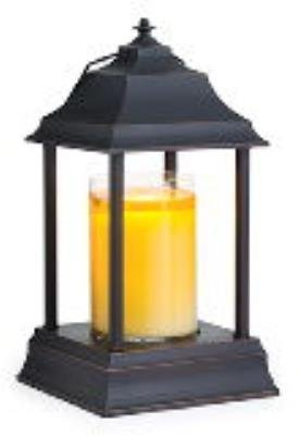 Candle Warmers Etc. Carriage Candle Warmer Lantern, Oil Rubbed Bronze