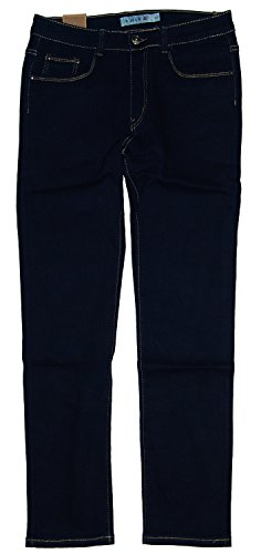 X Darkblue Jeans indigo Straight max Donna Aq7Uw0HA