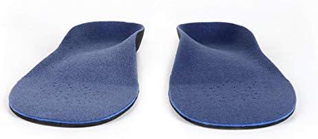 Paperllong® 1 Paar Orthesen Plattfuß Bogen Stützkissen Schuh Einlegesohlen Fersenschmerzlinderung Männer Frauen Plantarfasziitis Linderung
