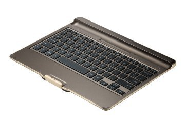 Price comparison product image Samsung Keyboard Case for Galaxy Tab S 10.5, Titanium Bronze (EJ-CT800UAEGUJ)