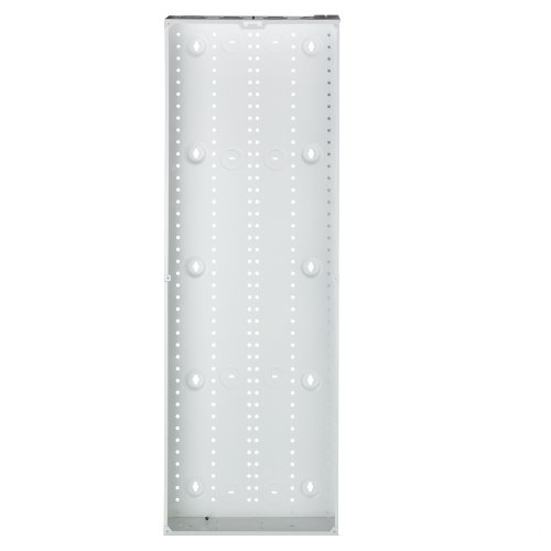 Leviton 47605-42N 42-Inch SMC, Structured Media Enclosure Only, White by Leviton (Image #1)