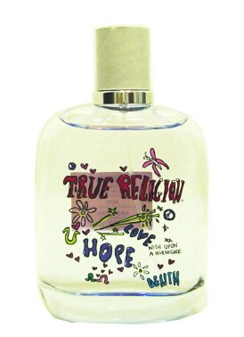True Religion Love Hope Denim Perfume by True Religion, 3.4
