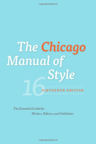 The-Chicago-Manual-of-Style-16th-Edition