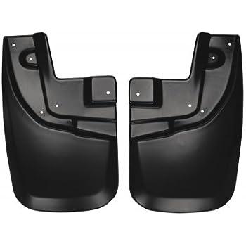 Amazon.com: Husky Liners 56931 Front Mud Guards - (1 Pair) Toyota Tacoma 05-12: Automotive