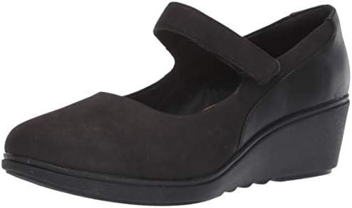 Clarks Womens 26139715 Un Tallara Ivy Black Size: 5.5