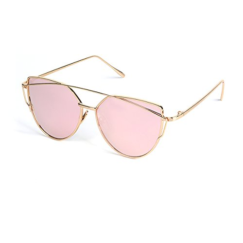 Hippih Sunglasses Metal Frame Mirror