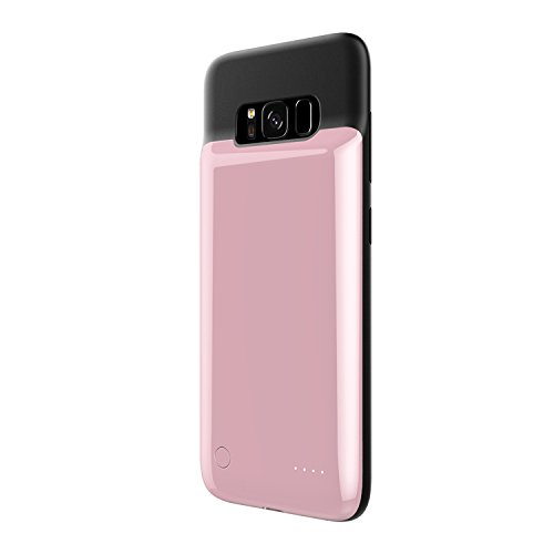 pretty nice 3f89d 1581a Amazon.com: Samsung Galaxy S8 Ultra Thin Battery Case, Pantheon ...