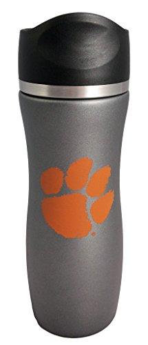 Clemson Tigers Thermos - Clemson University Vacuum Insulated Tumbler