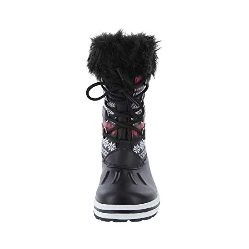 Pictures of Rugged Outback Black Red Girls' Brisk Fashion 177440130 2