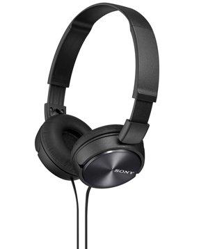 (Sony Premium Lightweight Extra Bass Stereo Headphones (Black))