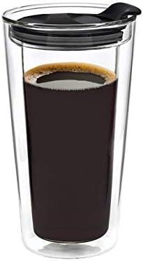 Godinger Glass Travel Coffee Mug product image