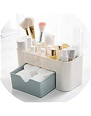 Desktop Cosmetics Opbergladekast Mini Tafel Make-up flessen Vloeibare houder Doos