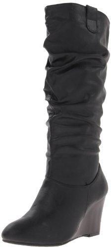 Rampage Women's Swift 1 Boot, Black, Size 8.0