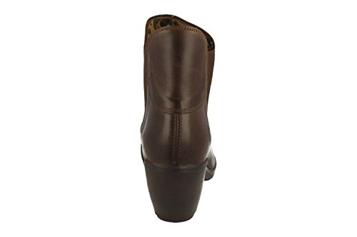 Fly Marrone Marron P144124001 Habb124fly London Botin Xwqr6Xv