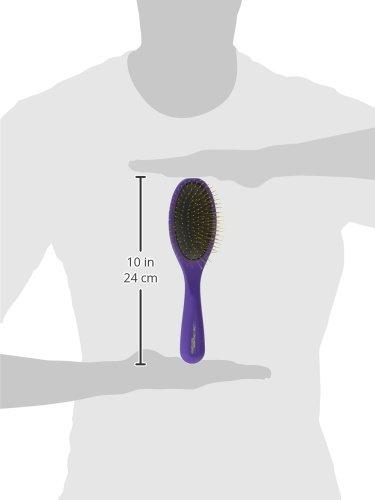Chris Christensen Oval Fusion Brush, 27mm, Purple