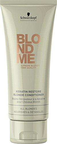 Schwarzkopf Professional BlondMe All Blondes Keratin Restore Conditioner 200ml