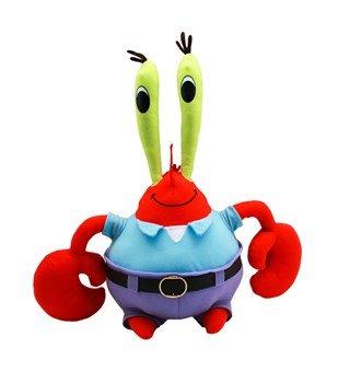 amazon com mr krabs plush toys games