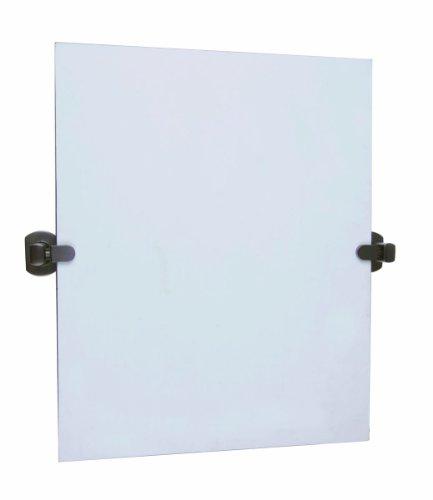 (Design House 560961 Millbridge Square Pivot Mirror, Oil Rubbed Bronze)