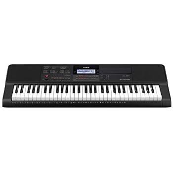 Amazon Com Casio Ctk 2550 61 Key Portable Keyboard With